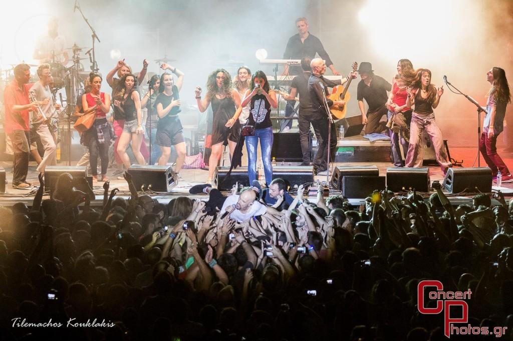James - Θέατρο Βράχων - 15/07/2014
