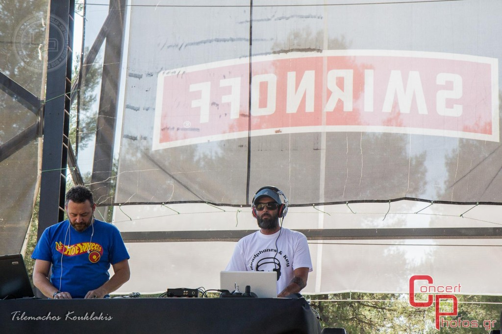 Normatraxx Sessions - Rockwave 2014