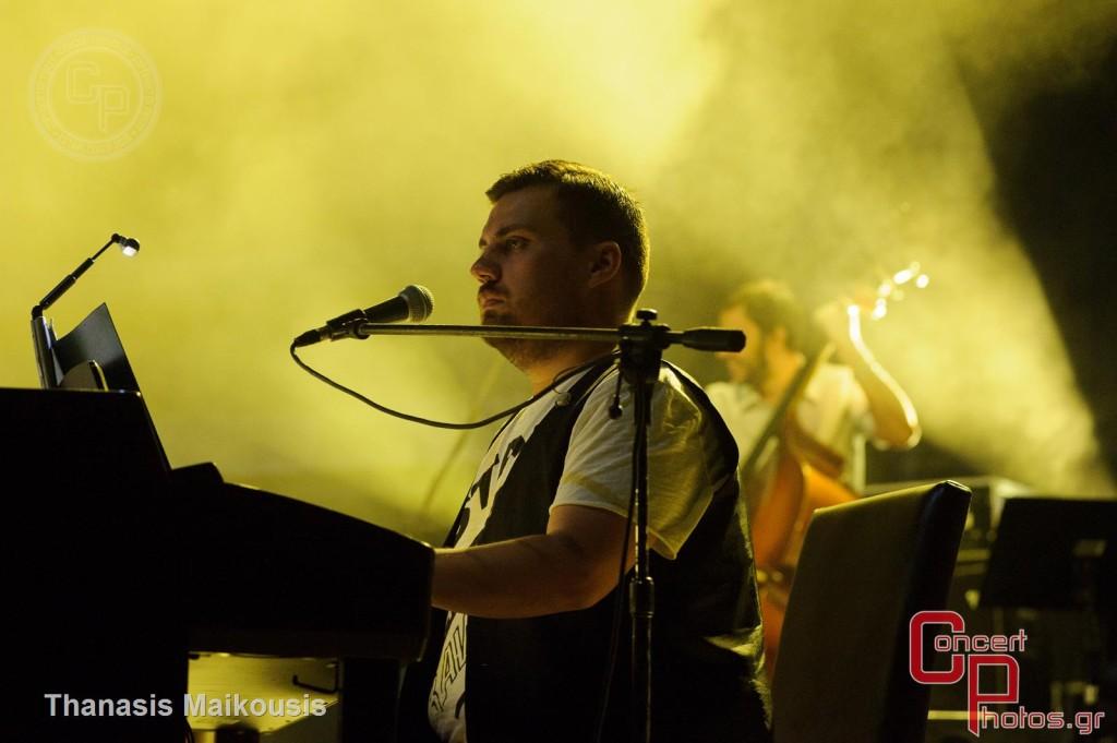 Θέμης Καραμουρατίδης - Rockwave 2014