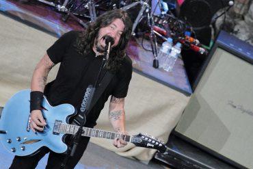 Foo Fighters - Landmarks Live In Concert - Ηρώδειο - Photos by Chris Kissadjekian / www.livephotographs.com